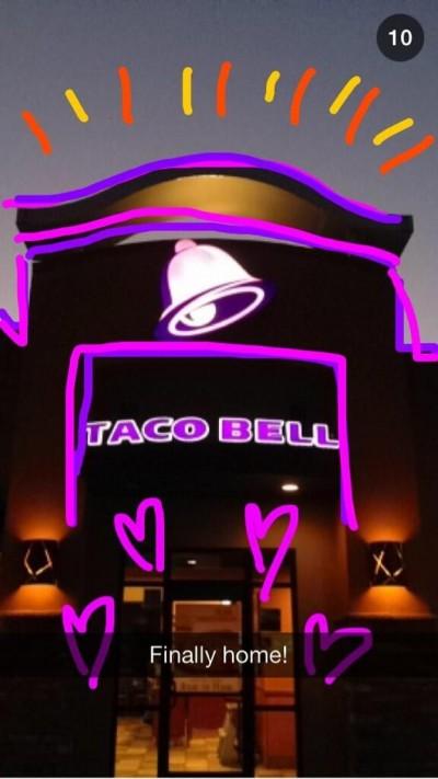 taco bell snap